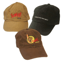 Yeowww! Official Hats
