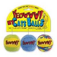 Yeowww! My Cat's Balls