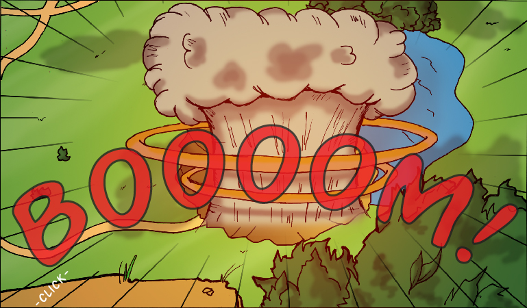 Yeowww! Catnip Comic Issue 2 - Panel 2