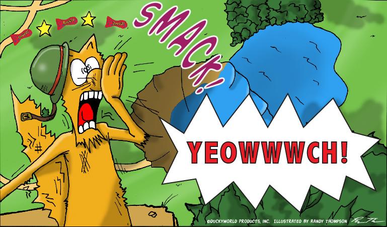 Yeowww! Catnip Comic Issue 2 - Panel 5