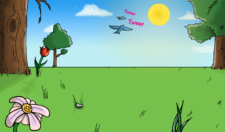 Yeowww! Catnip Comic Issue 1 - Panel 1