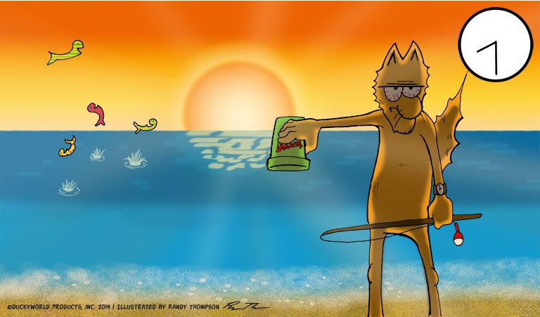 Yeowww! Catnip Comic Issue 3 - Panel 3